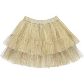 Nederdel Dancer Tutu Gold - MarMar