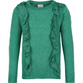 Aya Frill Top Viridis - The New