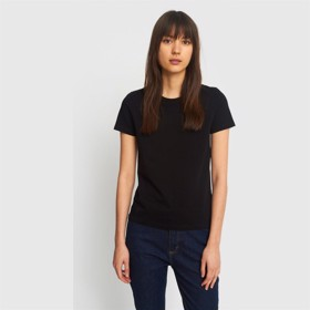 Uma T-shirt Black/black - Wood Wood