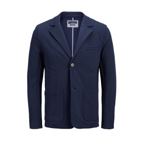 Sweatshirt Blazer Rick navy - Jack & Jones jr
