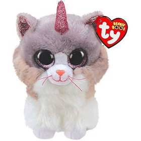 Beanie Boos ASHER cat with horn regular - TY