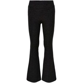 Konpaige flared pants, Glitter - Kids Only