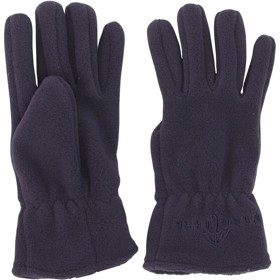 Fleece handsker navy - Ver de Terre