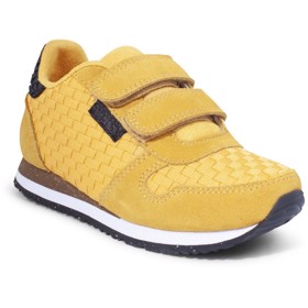 Sneaker Ydun Weaved II Kids Mango - Woden Wonder