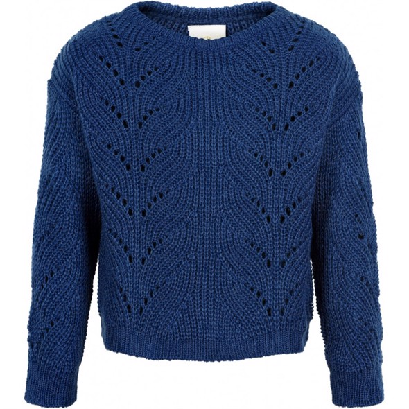 Male strik Pullover Limoges - The New