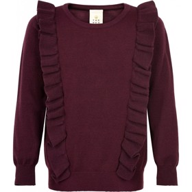 Noelle Frill Sweater - The New
