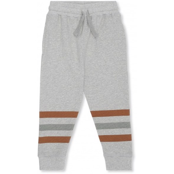 Lou sweatpants Grey melange - Konges Sløjd