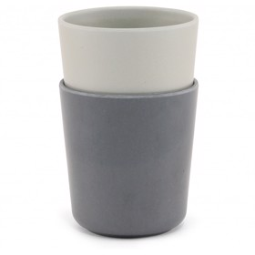 2 Pak cup French grey/midnight - Konges Sløjd