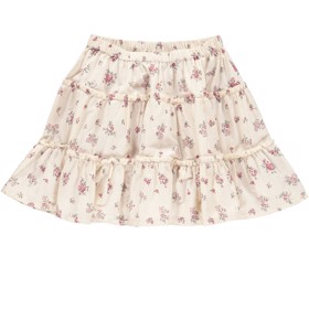 Nederdel Silvie Light Cotton Rosegarden - MarMar