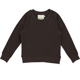 Sweatshirt Thadeus Nebs Dark Chocolate - MarMar