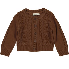 Cardigan Tepa Leather - MarMar