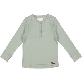 Bluse Tavs Light Double Jersey Sage - MarMar