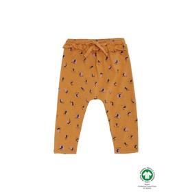 Cami Pants Inca Gold Flowerbee small - Soft Gallery
