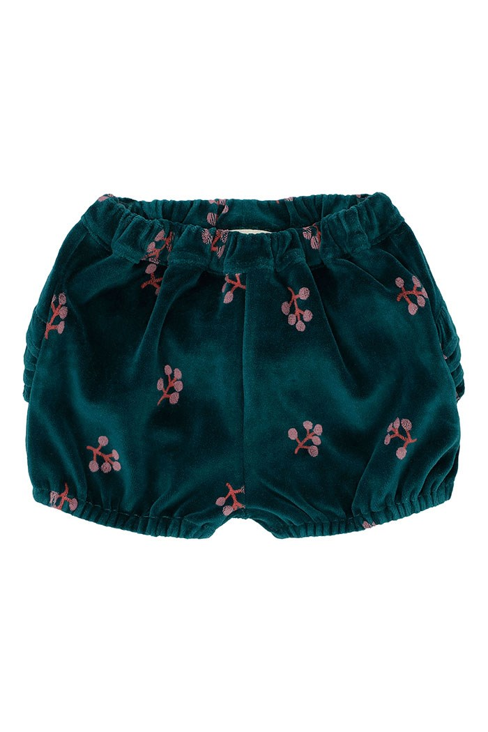 Pip Bloomers Deep Teal Winterberry - Soft Gallery