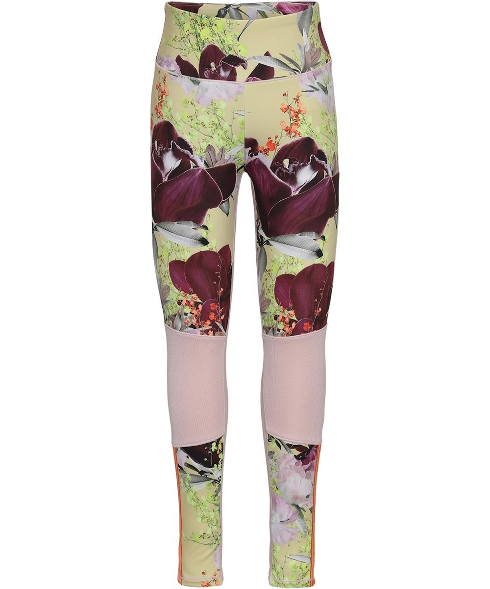 Olympia Sports Leggings, Orchid - Molo