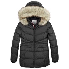 Essential down coat sort - Tommy Hilfiger