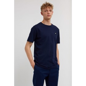 Ace T-shirt navy - Wood Wood