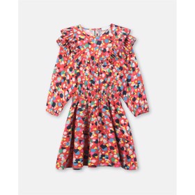 Dots Tencel Dress - Stella McCartney