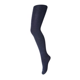 Strømpebuks tights poppy navy - MP