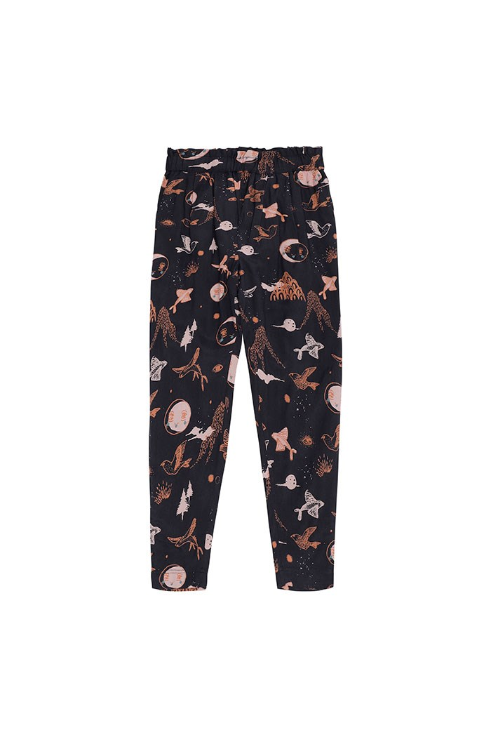 Yaya Pants Peat Enchanted forest - Soft Gallery