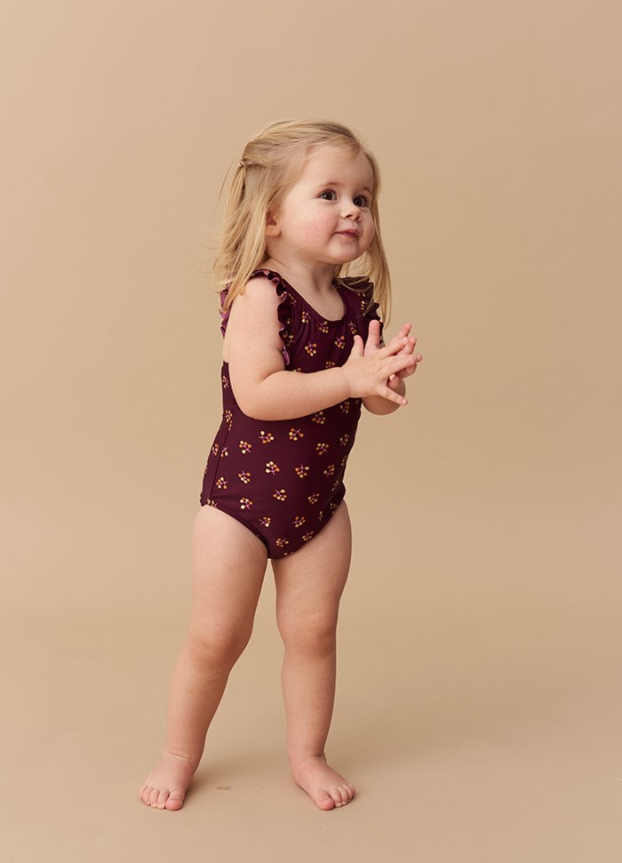 Ana babybadedragt Winterberry Small - Soft Gallery