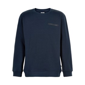 Organic Sweat Solomino Navy - Mads Nørgaard