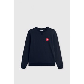Rod kids sweatshirt navy - Wood Wood