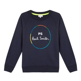Sweatshirt blueberry - Paul Smith Junior