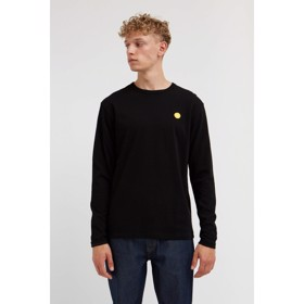 Mel long sleeve black - Wood Wood