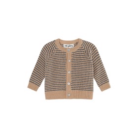 Errol Cardigan Doe Ribbon Knit Boy - Soft Gallery