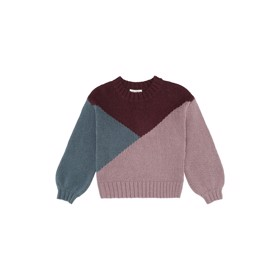 Strik Essy Knit Tricolor - Soft Gallery