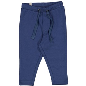 Bukser Soft Pants Manfred cool blue - Wheat
