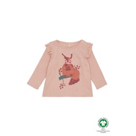 Baby Bella T-shirt Peach Perfect Chipberry - Soft Gallery