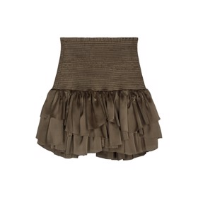 Lauren Short Skirt khaki - Designers Remix girls