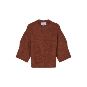 Strik Vicki Cable short Brown - Designers Remix girls