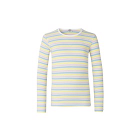 Bluse 2X2 Softy Stripe Talino, Multi Candy - Mads Nørgaard