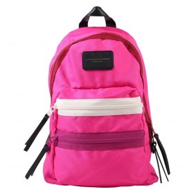 Rucksack fuxia - Little Marc Jacobs