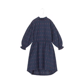Catharina Dress Outer Space Blue - A MONDAY