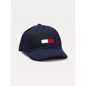 Big Flag patch baseball Cap Twilight Navy - Tommy Hilfiger