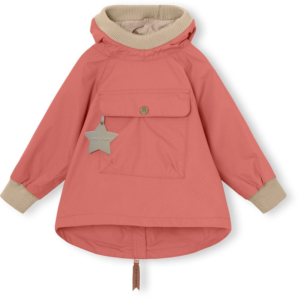 Anorak Baby Vito Canyon Rose - Mini A Ture