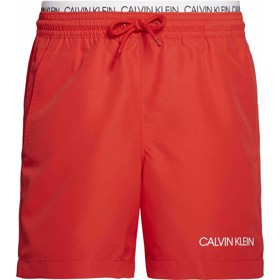 Recycled Badeshorts Double waistband High risk  - Calvin Klein