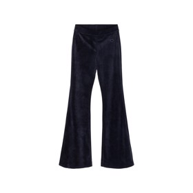Frances Flare velour Navy - Designers Remix girls