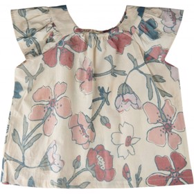 Top Dyvia  Powder Puff Floral - Soft Gallery
