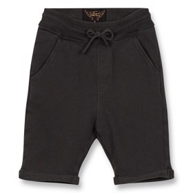 New Grounded Sweat shorts Ash black - Finger in the Nose