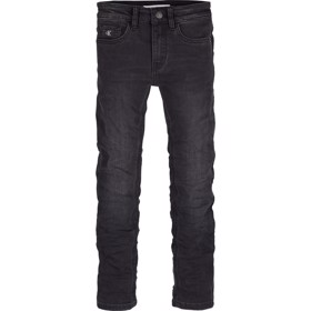 Super Skinny jeans Chalk black stretch - Calvin Klein