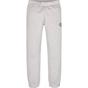 Relaxed elastic sweatpants light grey - Calvin Klein