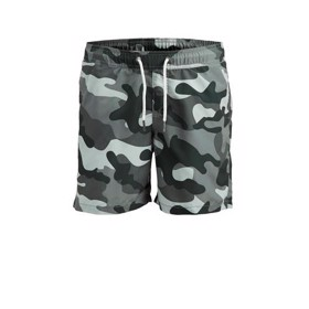 Badeshorts Sunset AKM Camo - Jack & Jones JR