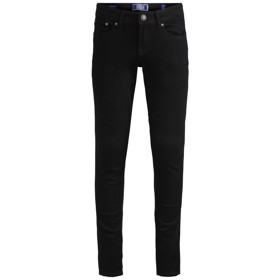 Skinny fit jeans Liam black - Jack & Jones jr