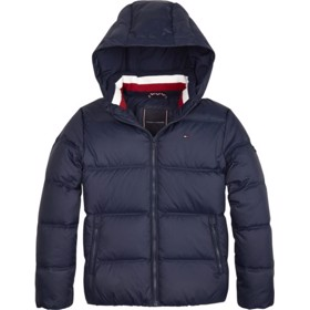 Essential down jacket black iris - Tommy Hilfiger