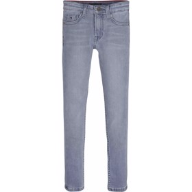 Simon Power stretch super skinny Grey Blue - Tommy Hilfiger